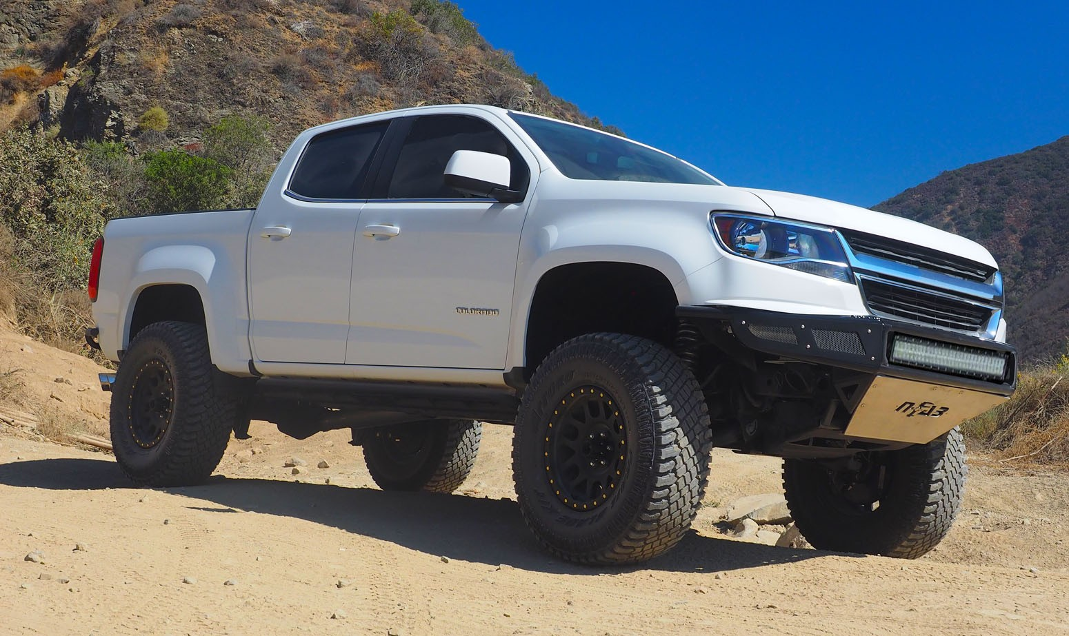 2015 17 Chevy Colorado Canyon 2wd 6 5 Lift Kit W Fox Coil Over And Shocks Southern Autosport