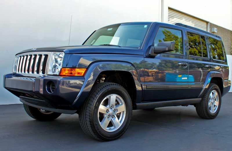 Jeep Leveling Kit >> 2006 10 Jeep Commander 2 5 Leveling Kit